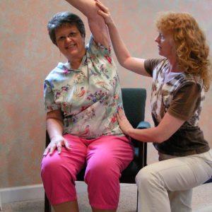Desexualizing massage
